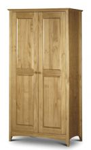 Kendal Pine 2 Door Wardrobe